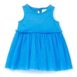 NWT Hanna Andersson Tulle Dress 80 18m Summer